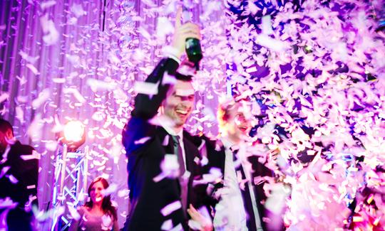 Stuttgart silvester single party